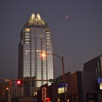 the Frost Bank Tower in Austin