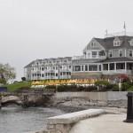 The lovely Bar Harbor Inn
