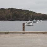 smaller boats in Bar Harbor