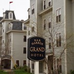 another beautiful hotel in Bar Harbor