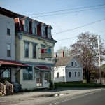 sample of many small town buildings in this part of Maine