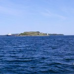 Halifax harbor entrance