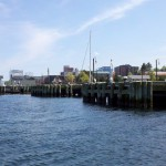Halifax waterfront boardwalk
