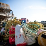 buoys and traps
