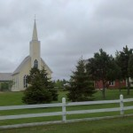 The church at Avonlea