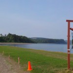 Awesome RV camping location :: Spencers Island, Nova Scotia