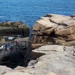 Thunder Hole in Acadia National Park